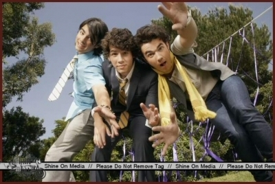 Jonas Brothers in TV Guide