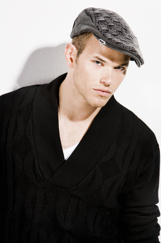 Kellan In Saturday Night Mag