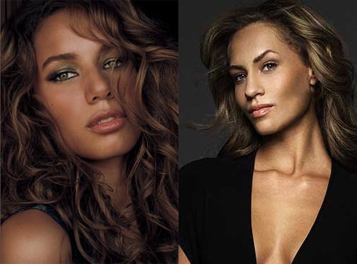 Leona Looks Like Dominique