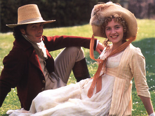 Marianne and Willoughby