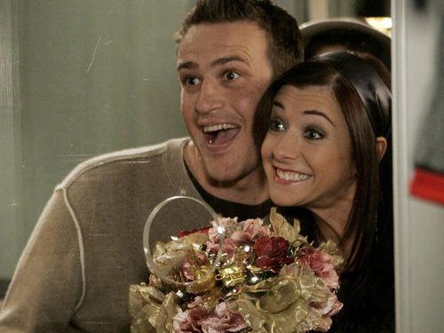 Marshall & Lily