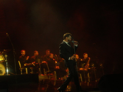 Michael Bublé-Dublin コンサート