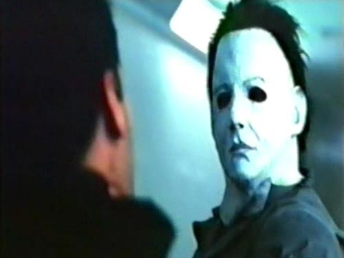 Michael Myers wolpeyper titled Michael