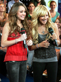 Miley + Ashley - ashley-tisdale-and-miley-cyrus photo