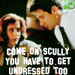 Mulder & Scully icon