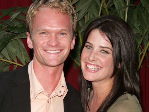 Neil & Cobie - neil-patrick-harris Wallpaper