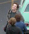 On the Set of Twilight - twilight-series photo
