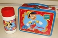 Pinocchio 1998 Lunch Box