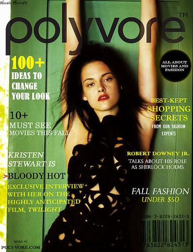 "Polyvore ""Magazine""-  Elle ♪♫"