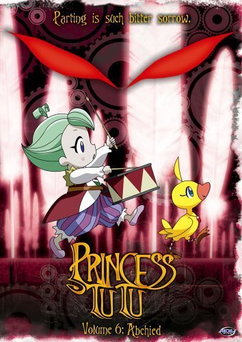 Princess Tutu Volume 6