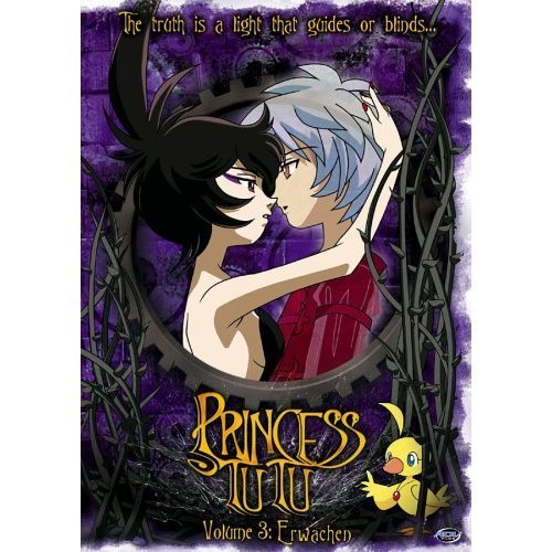 Princess Tutu Volume 3