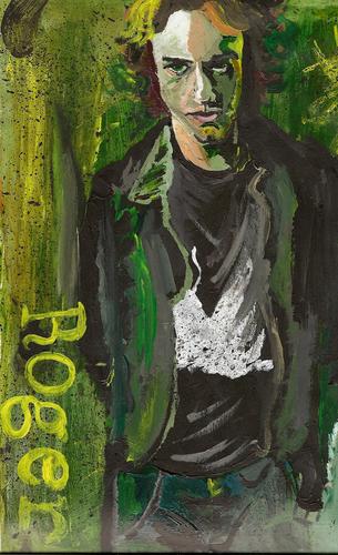 Roger: Acrylic