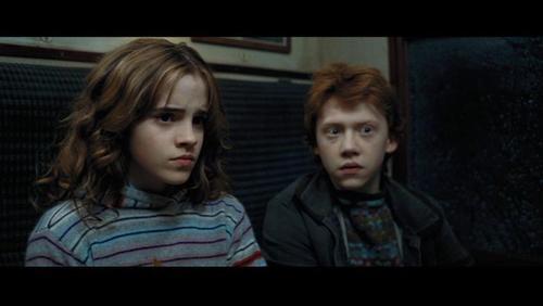 Romione Images Ron Amp Hermione Screencaps Prisoner Of