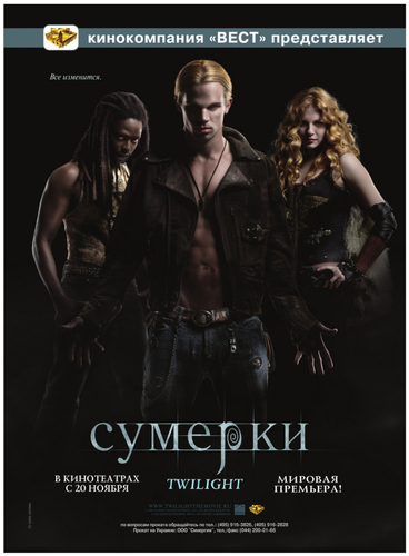 Russian Twilight Poster