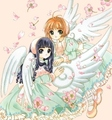 Sakura and Tomoyo - anime-girls photo