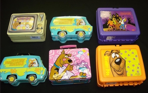 Scooby Doo Lunch Boxes