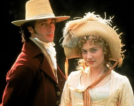 Sense and Sensibility 壁纸 containing a boater and a bonnet titled Sense&Sensibility 1995