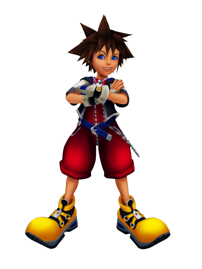 kingdom hearts images - photo #36