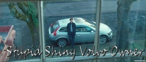 Stupid Shiny Volvo Owner