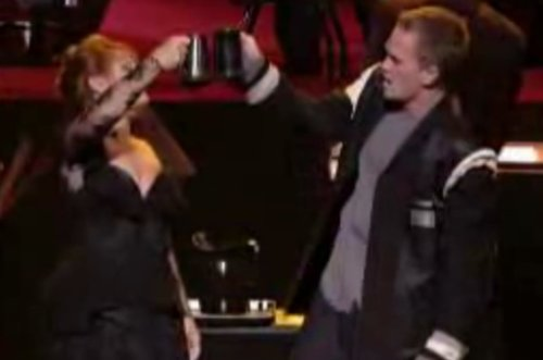Sweeney Todd in konsert