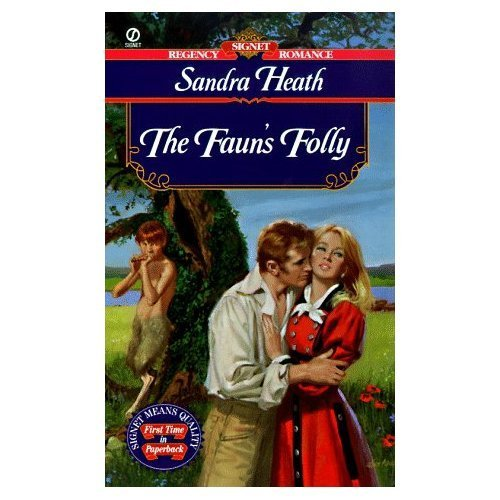 The Faun's Folly द्वारा Sandra Heath