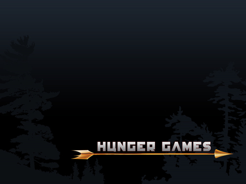 The Hunger Games wallpaper probably containing a business district called The Hunger Games
