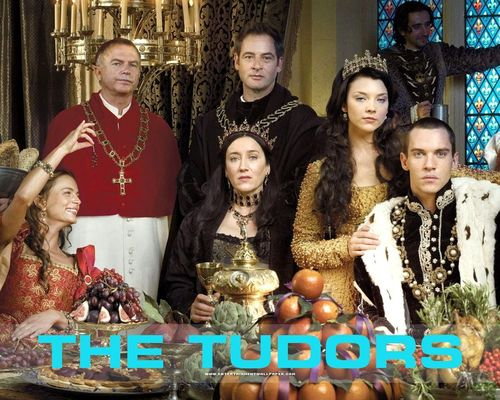 The Tudors Обои
