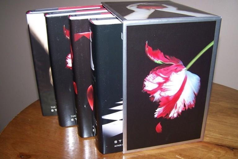 Twilight Saga Books Twilight Saga Boxset