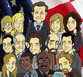 The West Wing - the-west-wing fan art