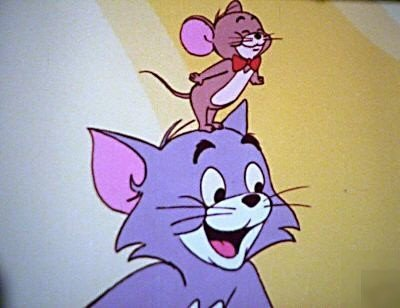 Tom and Jerry - cartoons Photo