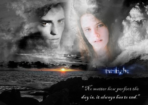 Twilight, it always has to end