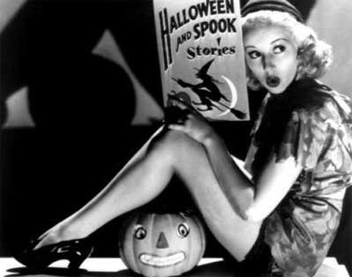 Vintage Хэллоуин