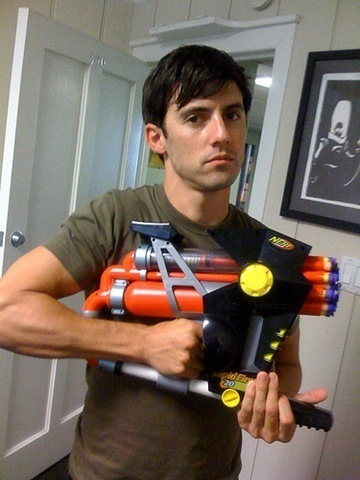Water Pistol!