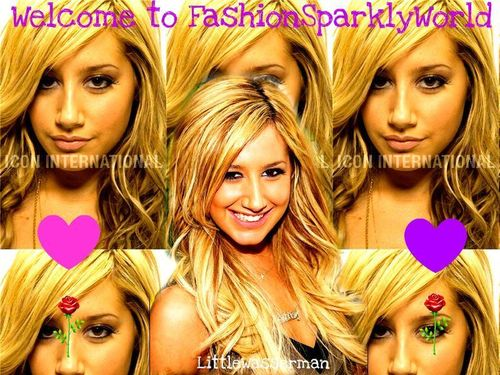 Welcome to FashionSparklyWorld