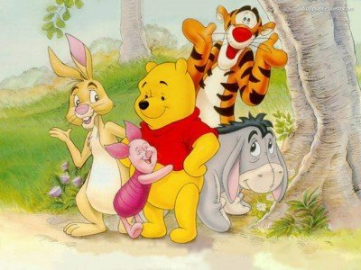 Cartoons wallpaper probably containing anime entitled Winnie the Pooh