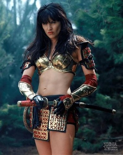 Lucy Lawless wallpaper entitled Xena pics