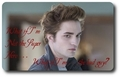 bad guy - twilight-series photo