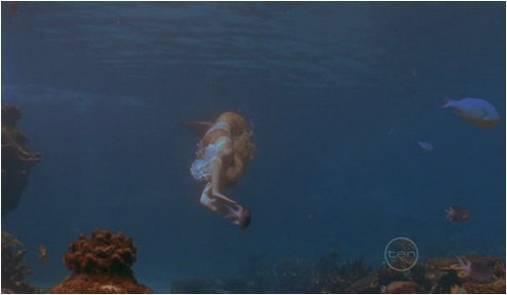 cleo nadando - h2o-just-add-water photo
