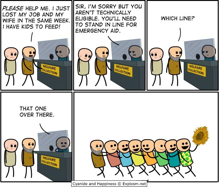 Cyanide and Happiness comics