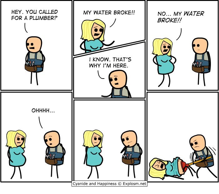 Funny Comic Strips