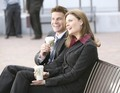 emi and david - emily-deschanel photo