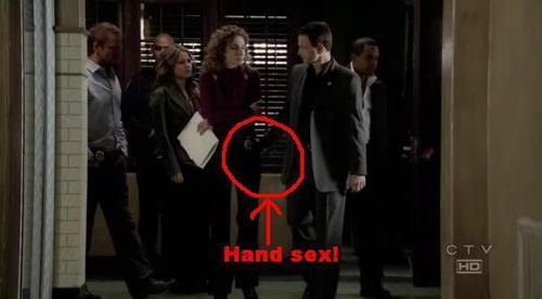hand sex