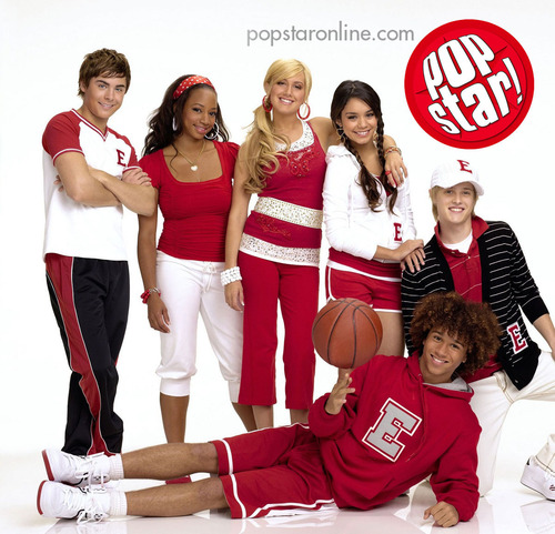 Disney Channel Girls wallpaper titled hsm