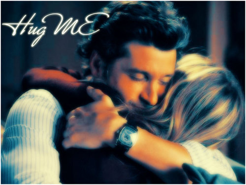 hug - greys-anatomy Wallpaper