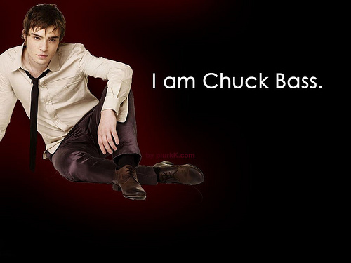 chuck bass wallpaper. i am chuck bass