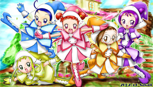 magical doremi dokkan