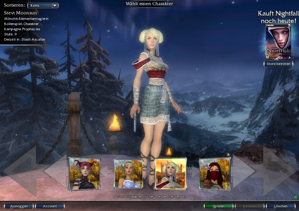 my chara - Guild Wars Photo (2645194) - Fanpop
