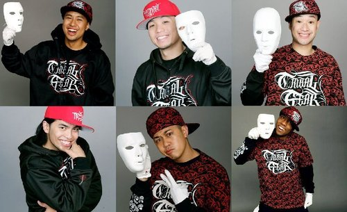 Jabbawockeez wallpaper entitled the crew