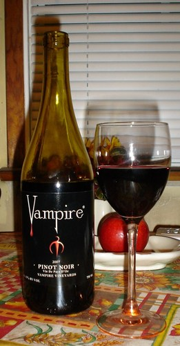 vampire vineyards wine