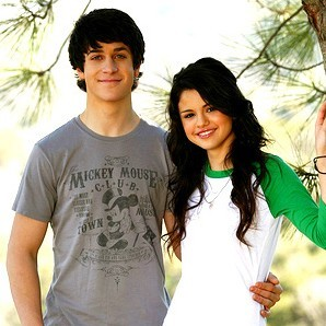 Wizards Of Waverly Place Selena Gomez As Alex Russo David Henrie Justin
